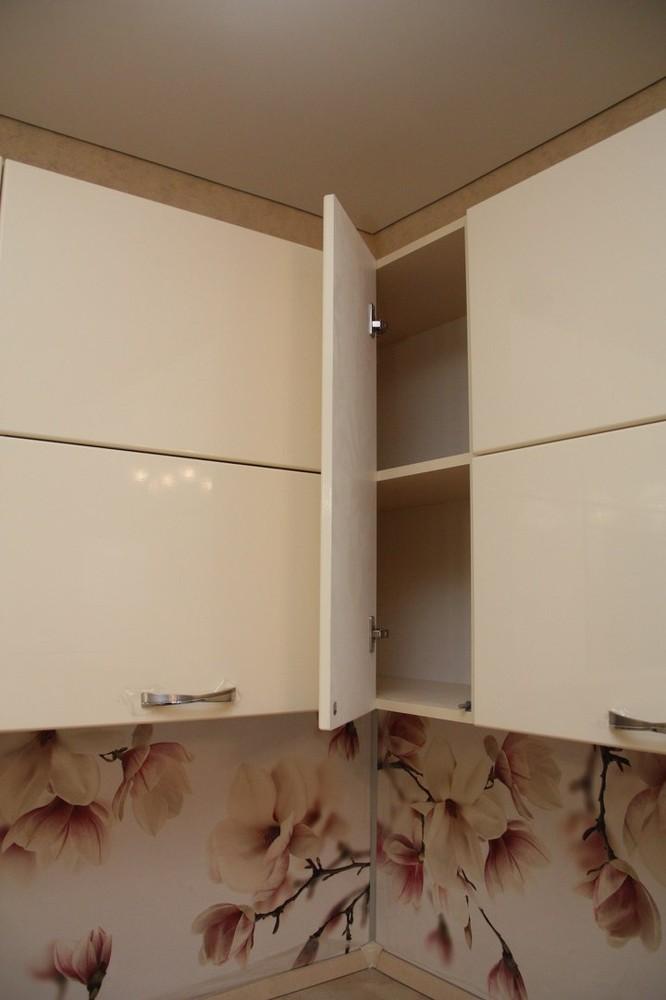 Встроенная кухня-Кухня МДФ в ПВХ «Модель 141»-фото5