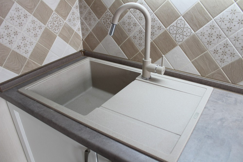 Белый кухонный гарнитур-Кухня МДФ в ПВХ «Модель 294»-фото5