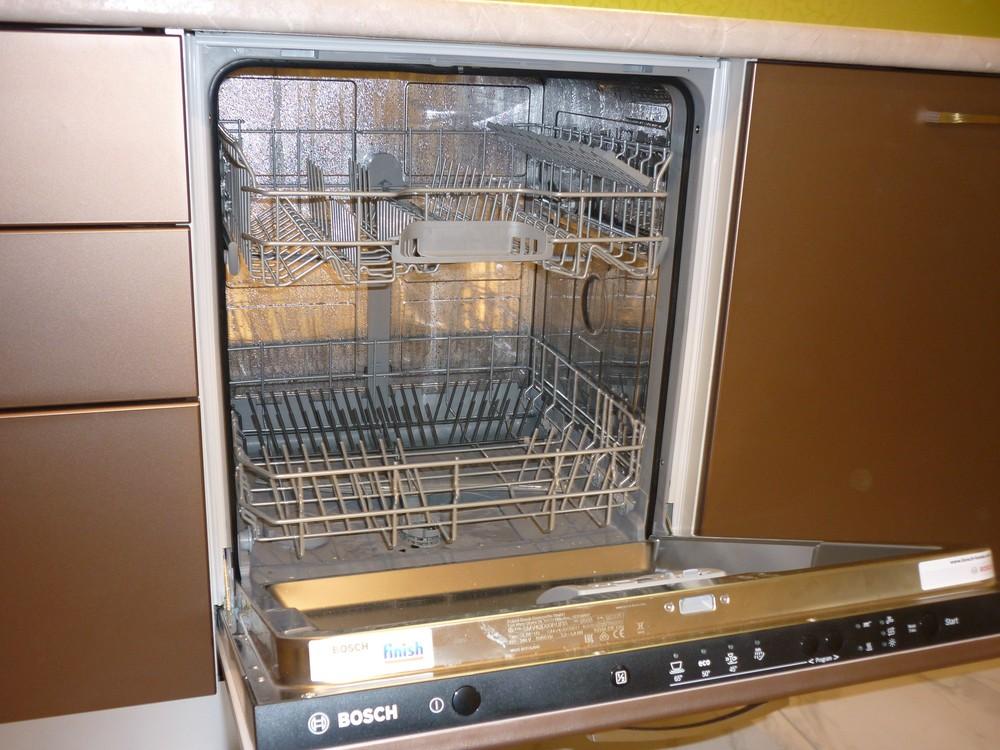 Встроенная кухня-Кухня МДФ в ПВХ «Модель 263»-фото6