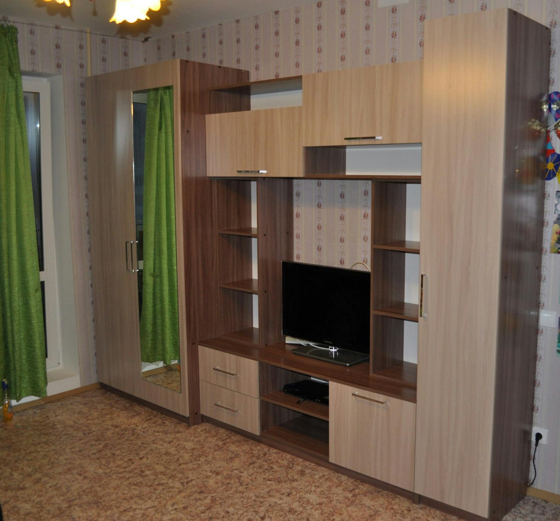 Гостиные-Шкаф-стенка «Модель 54»-фото1
