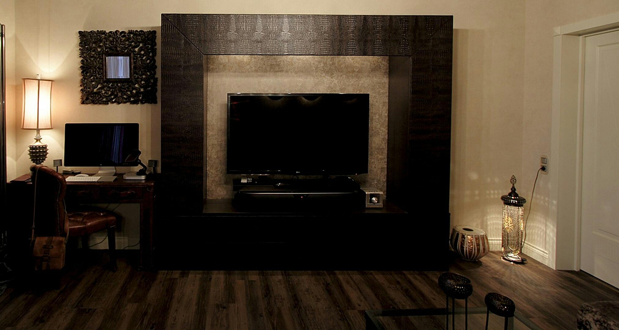 Гостиные-Стенка в гостиную «Модель 32»-фото1