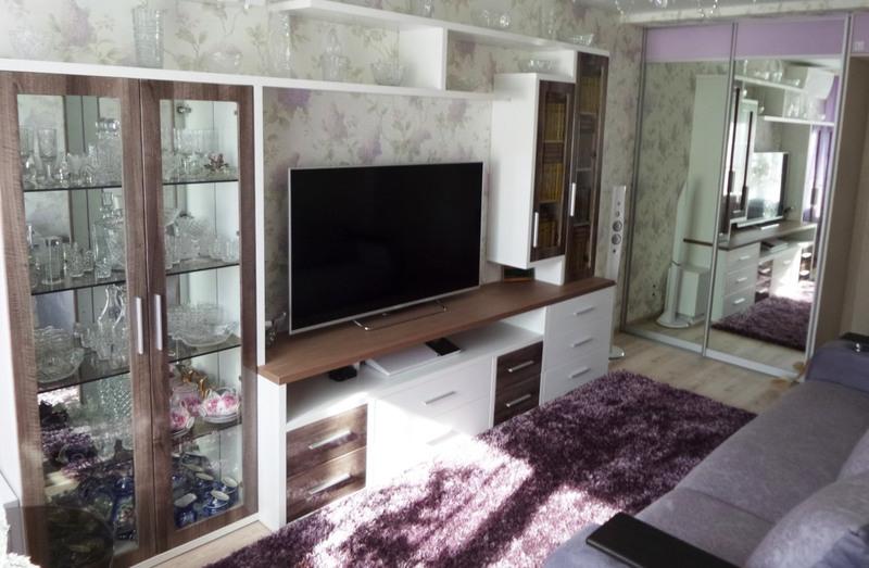 Гостиные-Стенка в гостиную «Модель 118»-фото1
