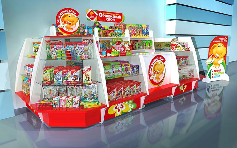 Торговая мебель-Мебель для магазина «Модель 48»-фото2