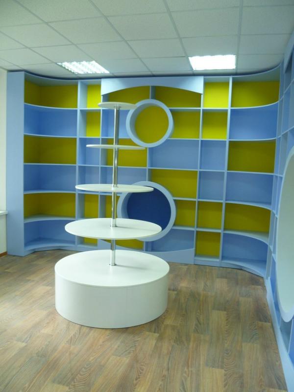 Детский магазин-Мебель для магазина «Модель 55»-фото5