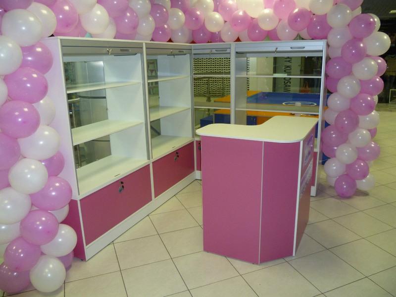 Торговая мебель-Мебель для магазина «Модель 54»-фото3
