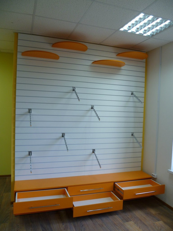 Детский магазин-Мебель для магазина «Модель 55»-фото10