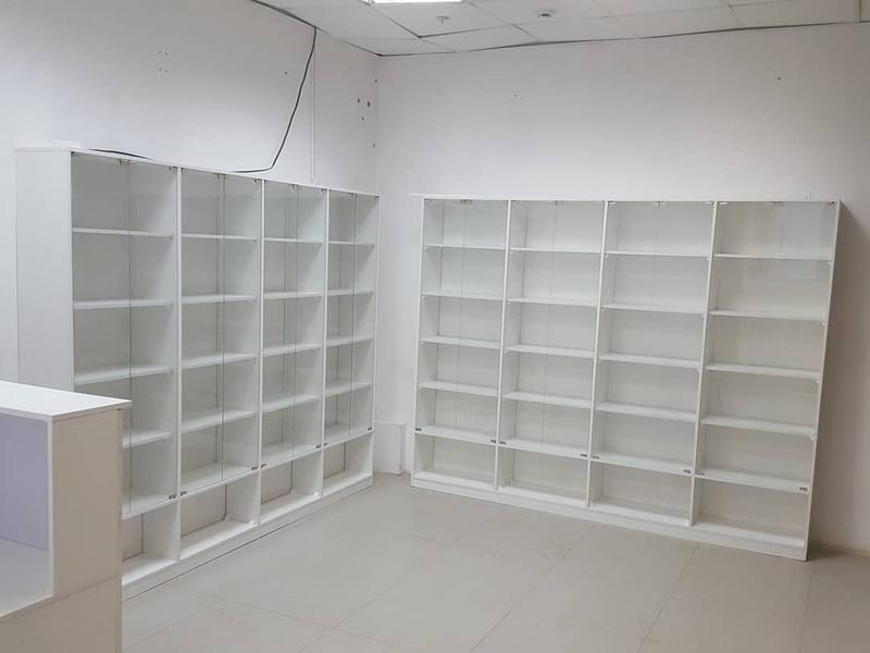 Торговая мебель-Мебель для магазина «Модель 47»-фото1