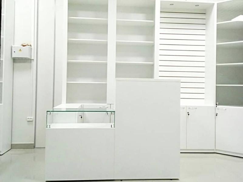 Торговая мебель-Мебель для магазина «Модель 45»-фото2