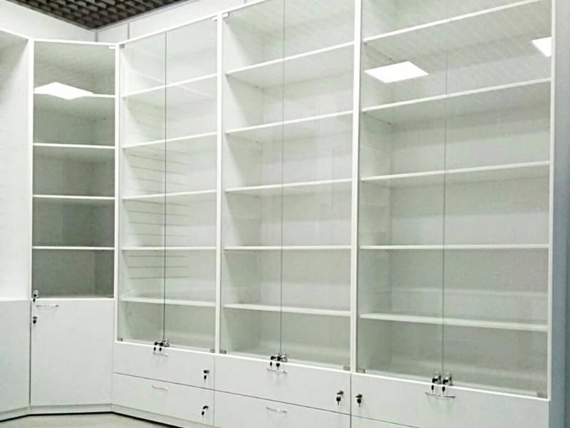 Торговая мебель-Мебель для магазина «Модель 45»-фото3