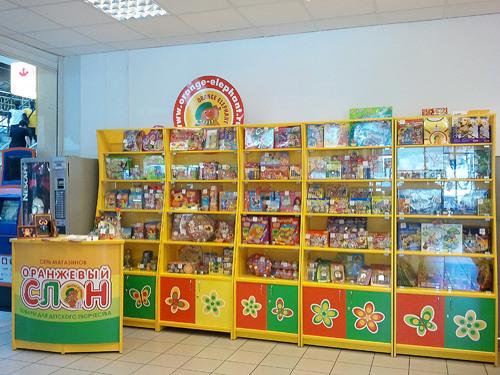 Торговая мебель-Мебель для магазина «Модель 48»-фото1