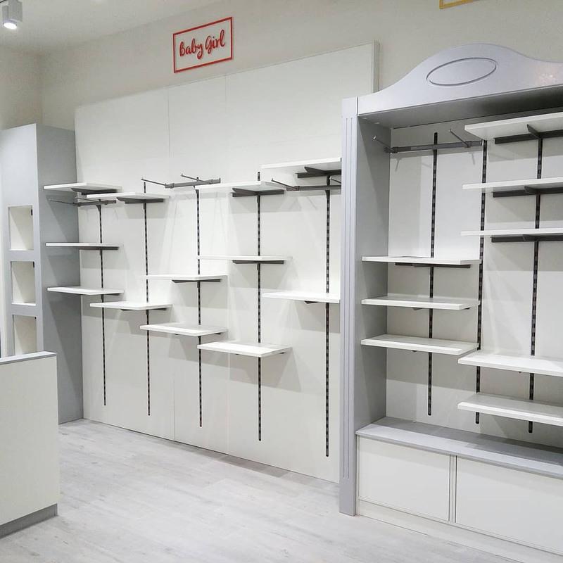 Торговая мебель-Мебель для магазина «Модель 46»-фото1