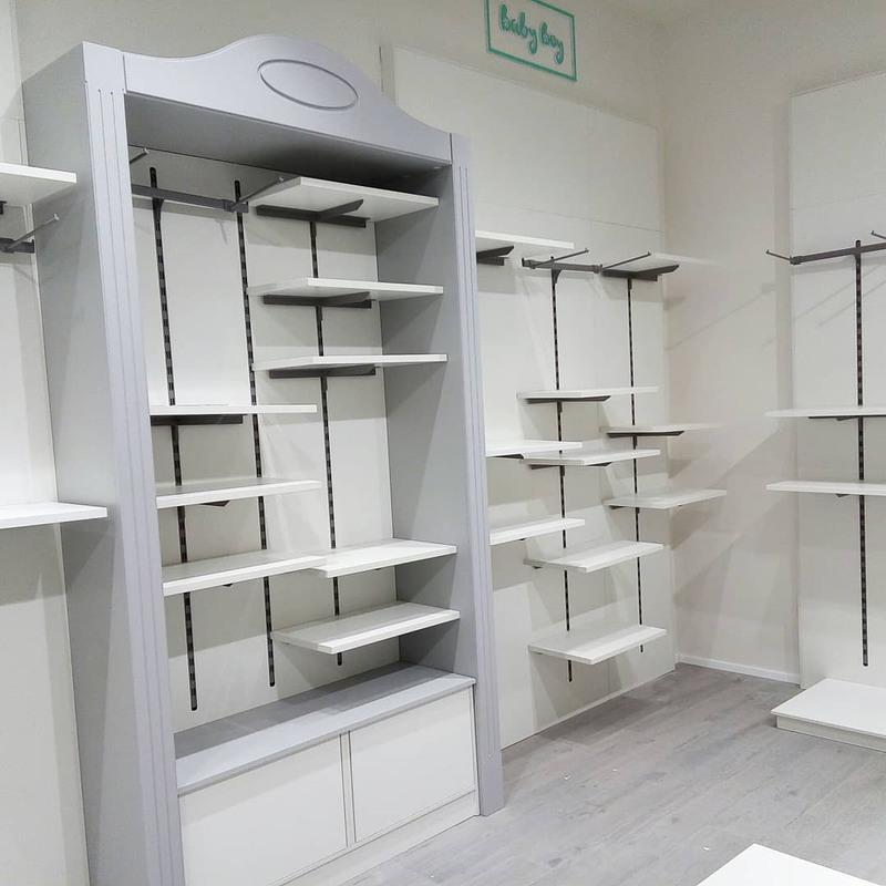 Торговая мебель-Мебель для магазина «Модель 46»-фото3