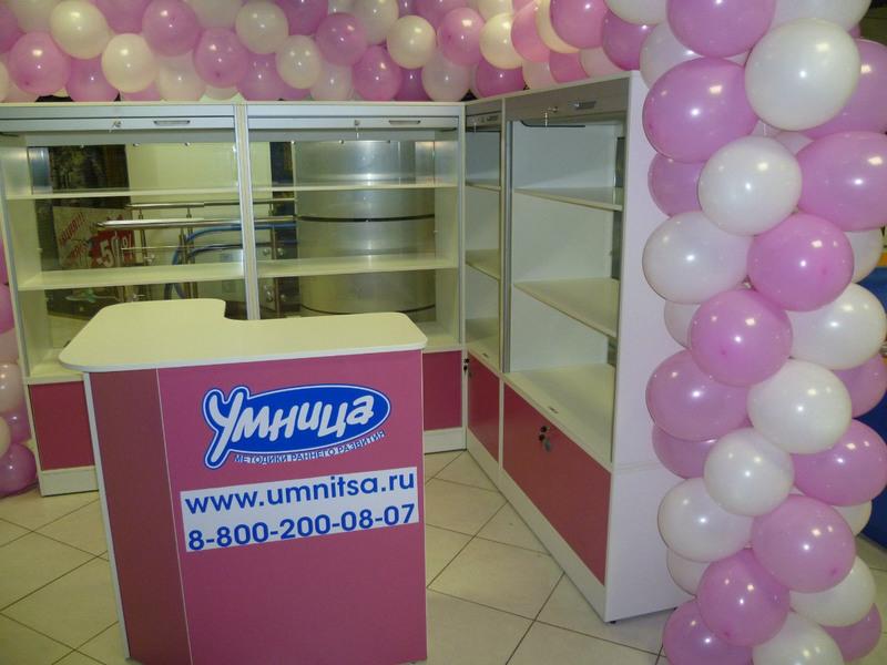 Торговая мебель-Мебель для магазина «Модель 54»-фото7