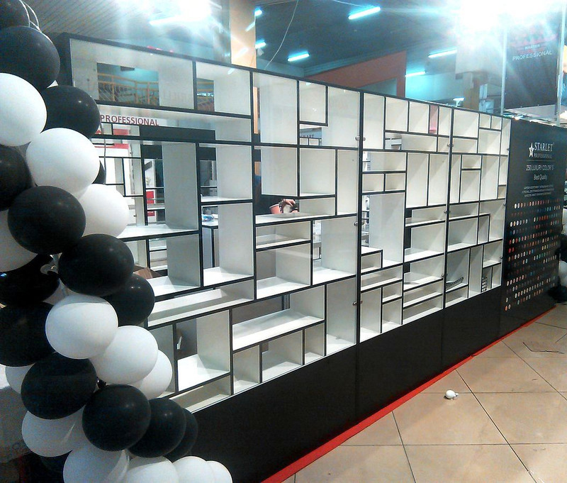 Торговая мебель-Мебель для магазина «Модель 181»-фото1