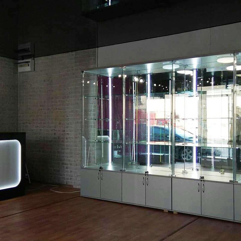 Торговая мебель-Мебель для магазина «Модель 171»-фото2