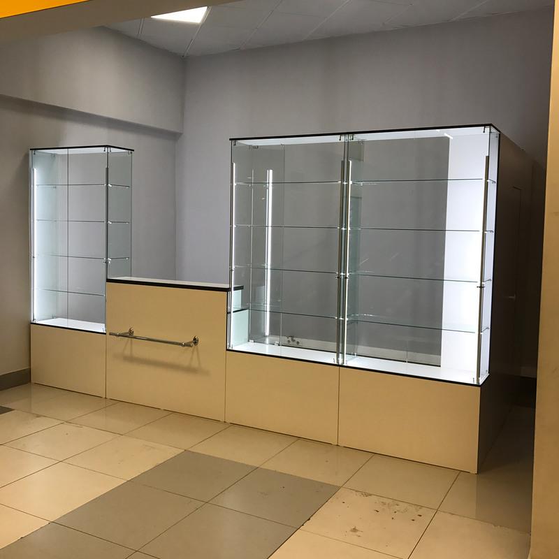 Торговая мебель-Мебель для магазина «Модель 179»-фото2