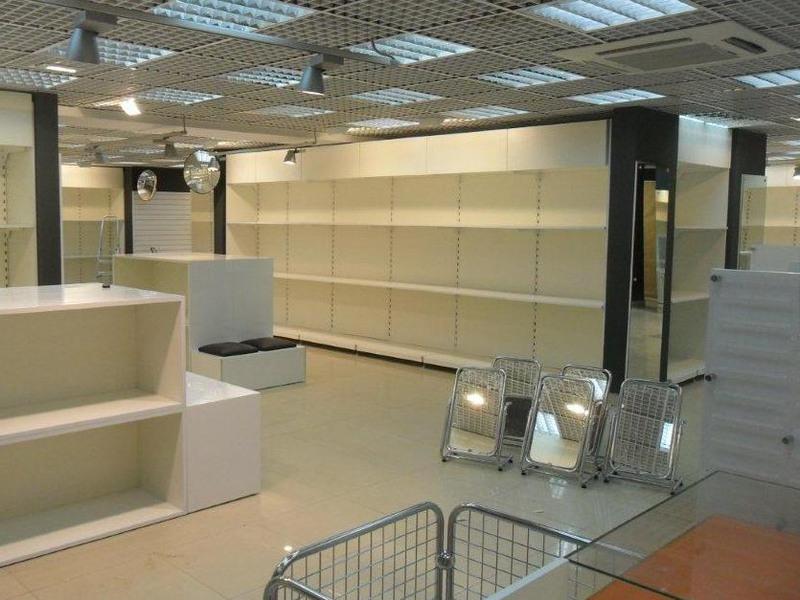 Торговая мебель-Мебель для магазина «Модель 42»-фото1