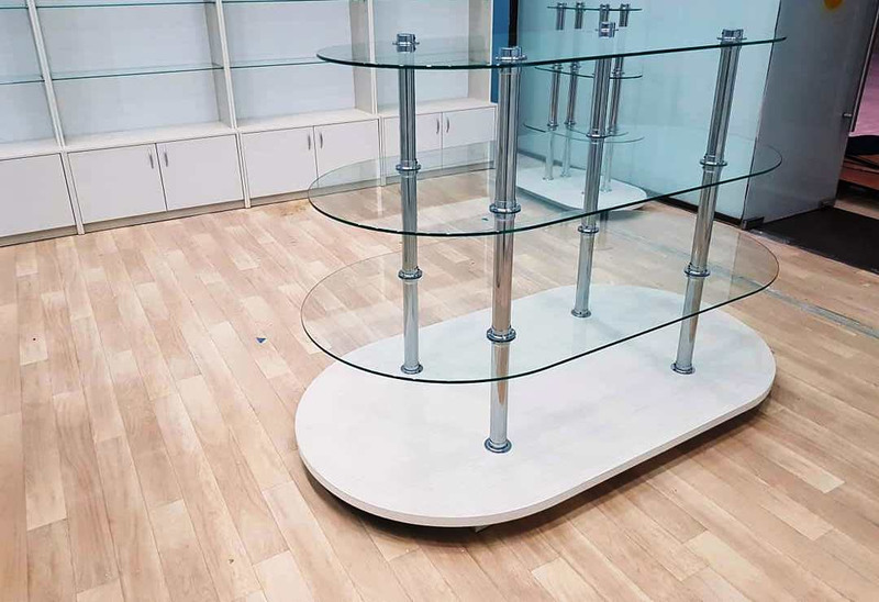 Торговая мебель-Мебель для магазина «Модель 34»-фото5