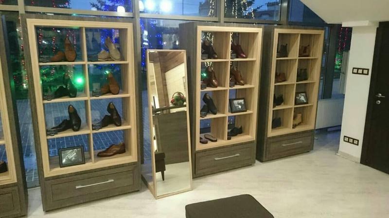 Торговая мебель-Мебель для магазина «Модель 40»-фото2