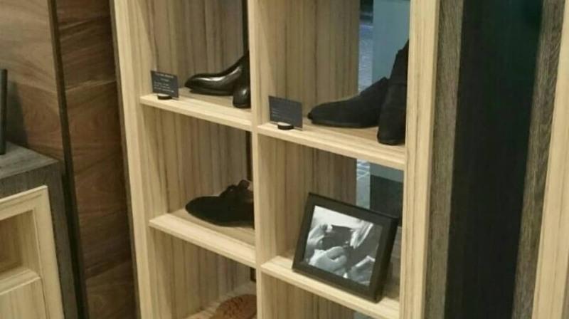 Торговая мебель-Мебель для магазина «Модель 40»-фото3