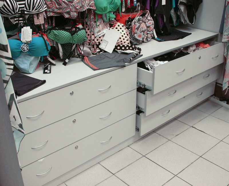Торговая мебель-Мебель для магазина «Модель 33»-фото7