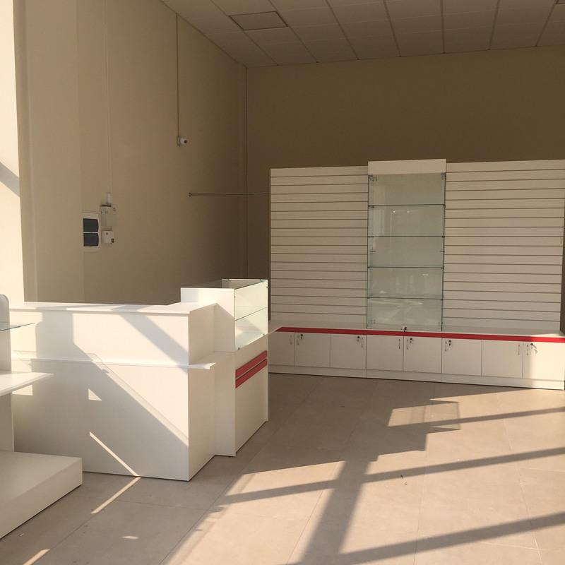Торговая мебель-Мебель для магазина «Модель 29»-фото1