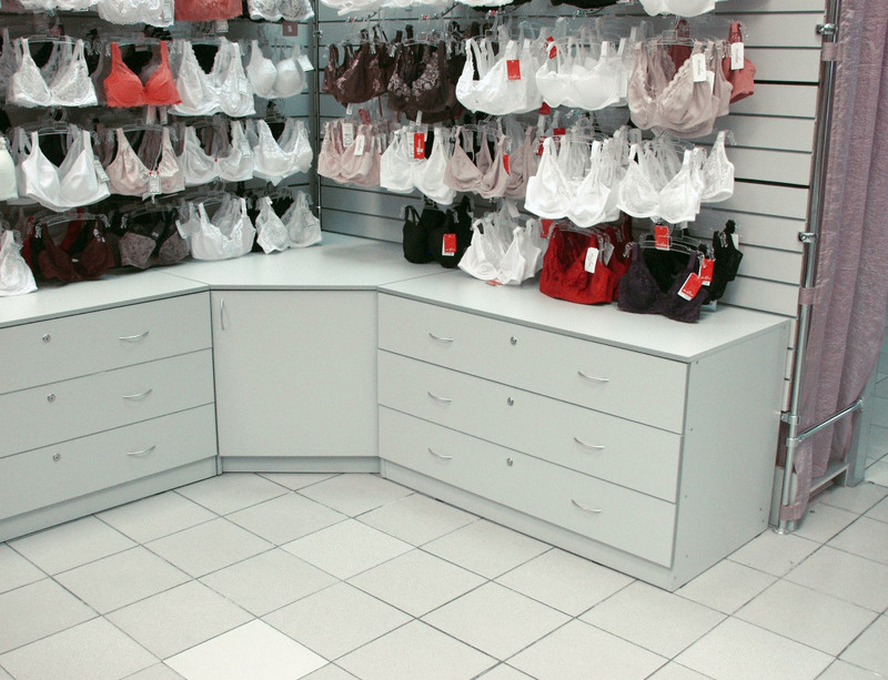Торговая мебель-Мебель для магазина «Модель 33»-фото2