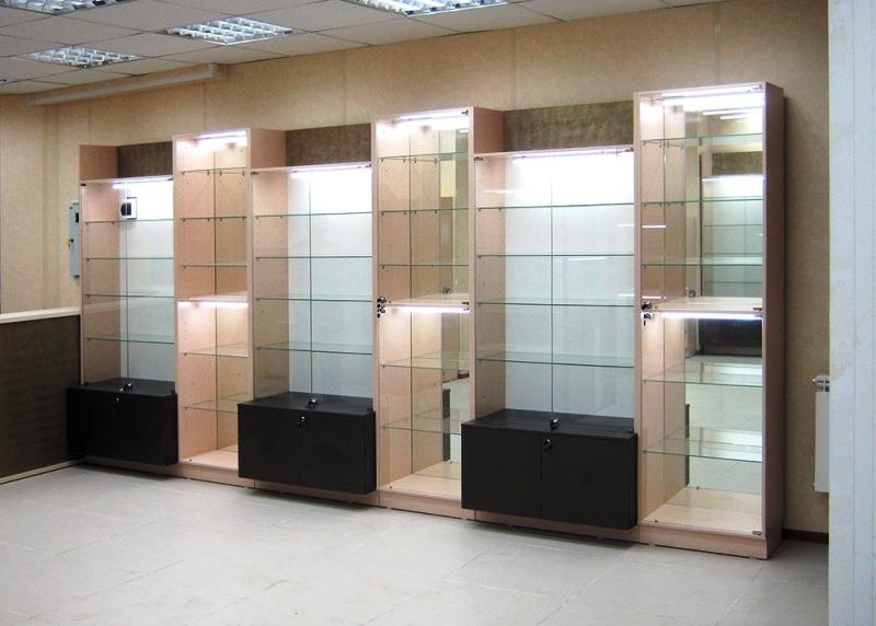 Торговая мебель-Мебель для магазина «Модель 24»-фото2