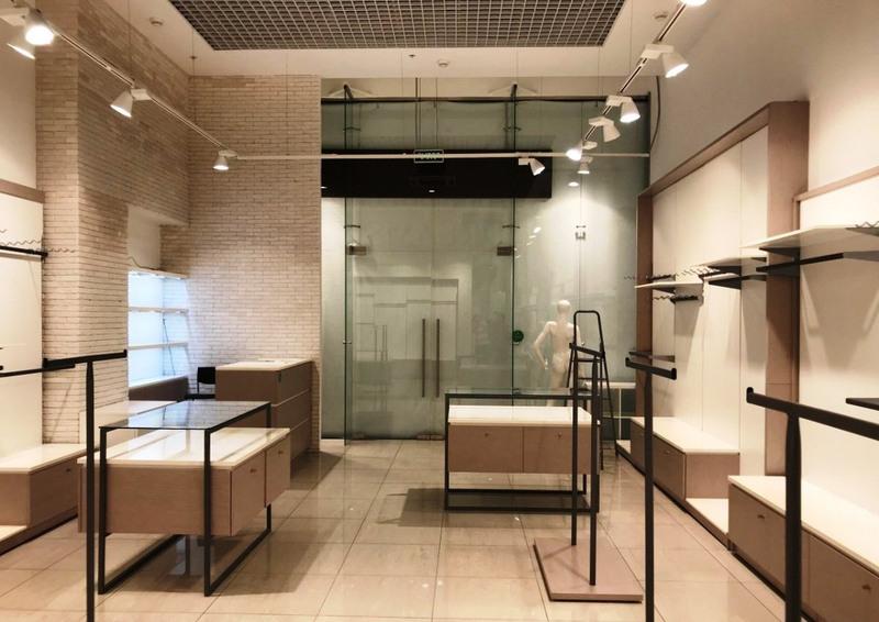 Торговая мебель-Мебель для магазина «Модель 25»-фото2