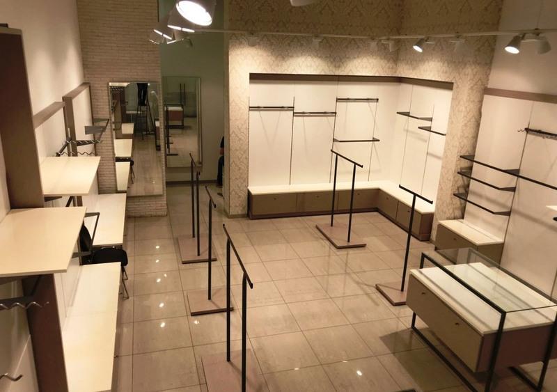 Торговая мебель-Мебель для магазина «Модель 25»-фото5