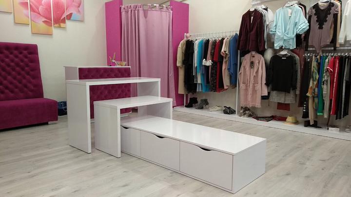 Торговая мебель-Мебель для магазина «Модель 32»-фото1