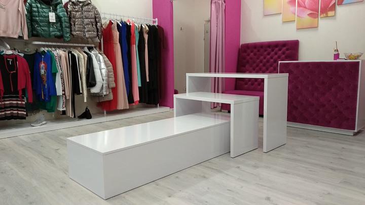 Торговая мебель-Мебель для магазина «Модель 32»-фото2
