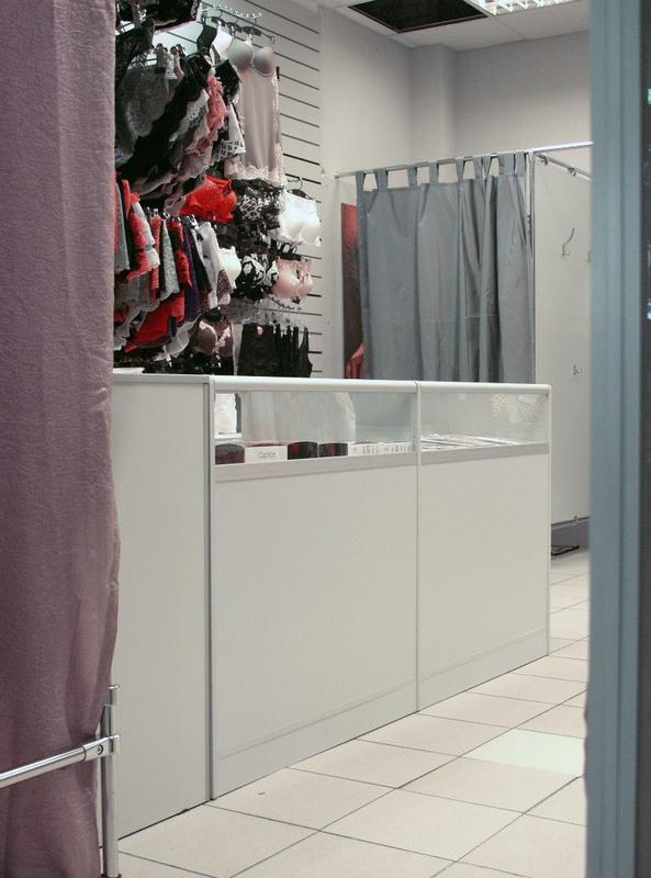 Торговая мебель-Мебель для магазина «Модель 33»-фото6