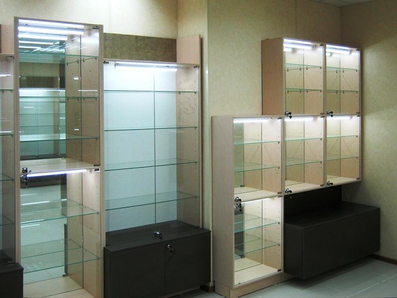 Торговая мебель-Мебель для магазина «Модель 24»-фото4