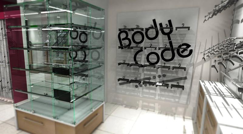 Магазин одежды-Мебель для магазина «Модель 26»-фото1