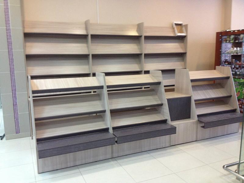 Торговая мебель-Мебель для магазина «Модель 14»-фото1