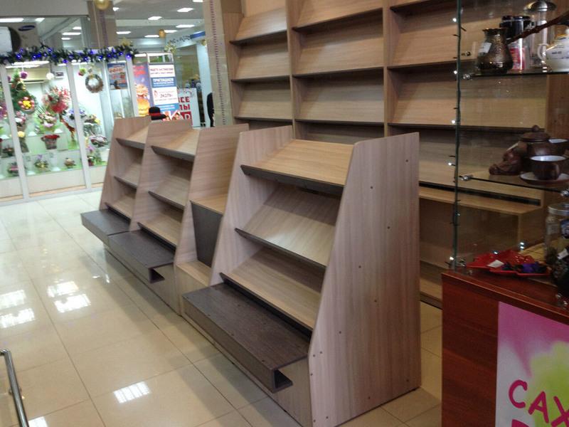 Торговая мебель-Мебель для магазина «Модель 14»-фото2