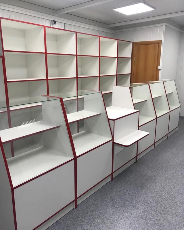 Торговая мебель-Мебель для магазина «Модель 16»-фото1