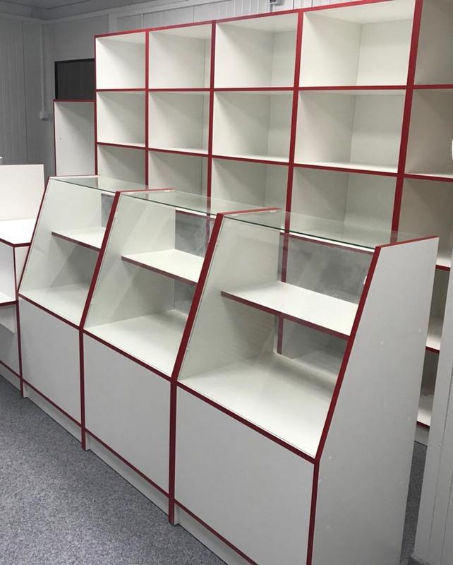 Торговая мебель-Мебель для магазина «Модель 16»-фото2