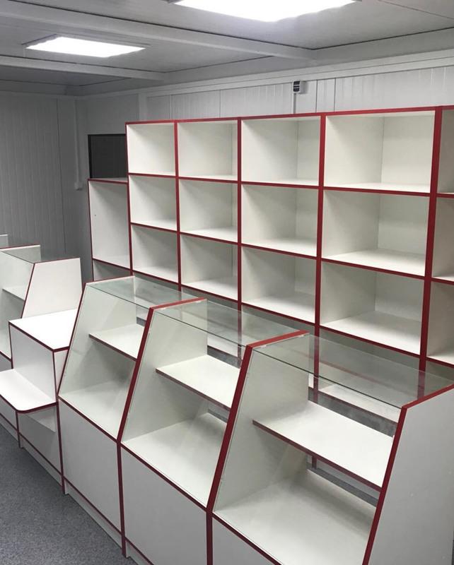 Торговая мебель-Мебель для магазина «Модель 16»-фото3