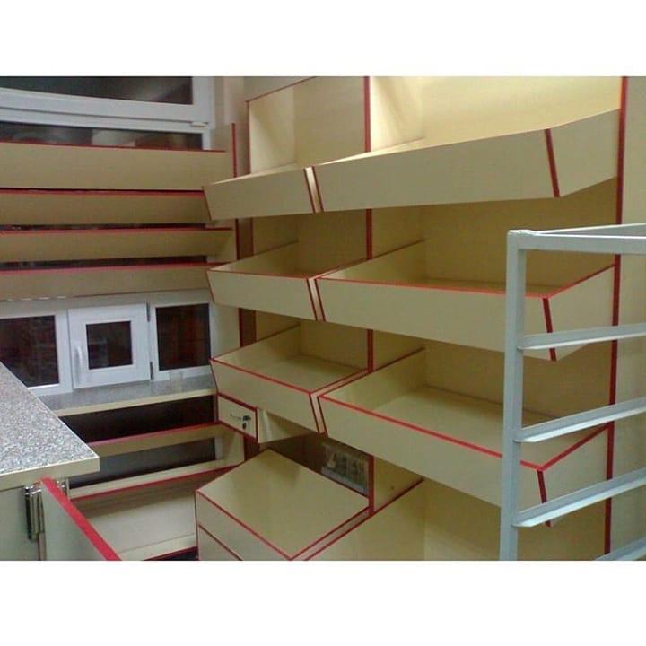 Торговая мебель-Мебель для магазина «Модель 17»-фото1