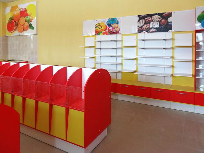 Торговая мебель-Мебель для магазина «Модель 23»-фото2