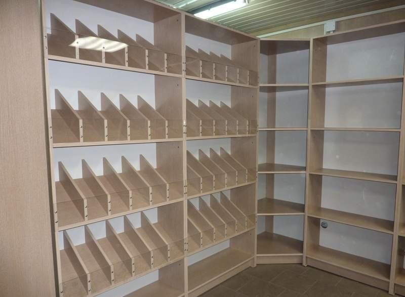 Магазин продуктов-Мебель для магазина «Модель 20»-фото3