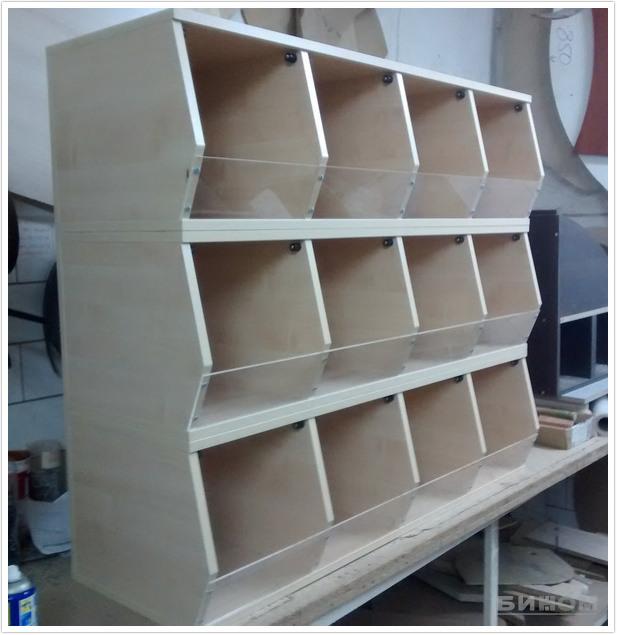 Торговая мебель-Мебель для магазина «Модель 22»-фото4