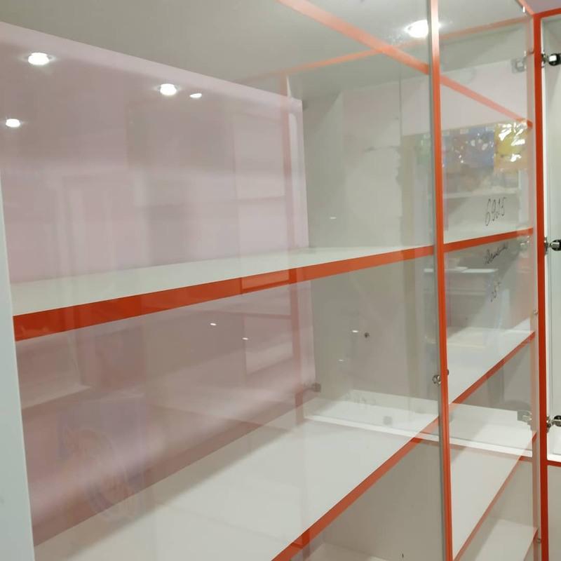 Торговая мебель-Мебель для магазина «Модель 15»-фото2