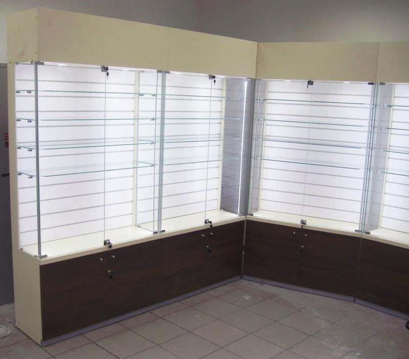 Магазин телефонов-Мебель для магазина «Модель 77»-фото1