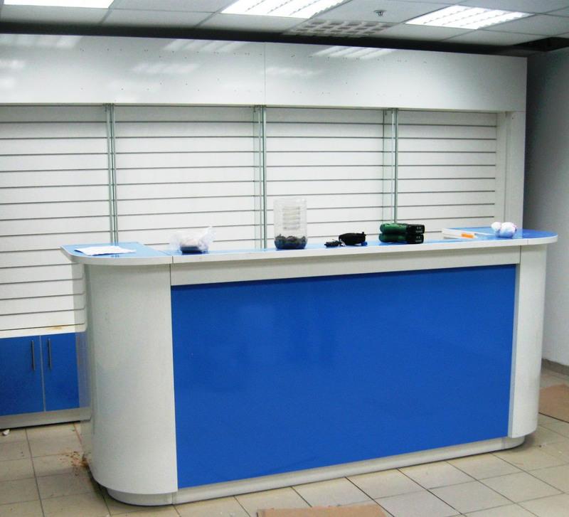 Торговая мебель-Мебель для магазина «Модель 76»-фото4