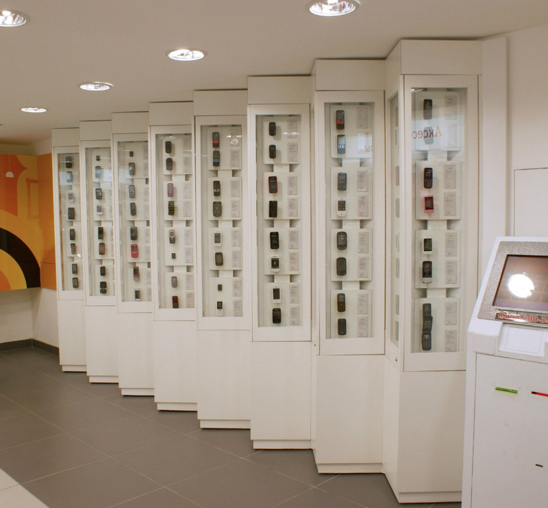 Торговая мебель-Мебель для магазина «Модель 84»-фото2