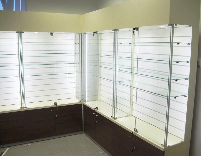 Магазин телефонов-Мебель для магазина «Модель 77»-фото2