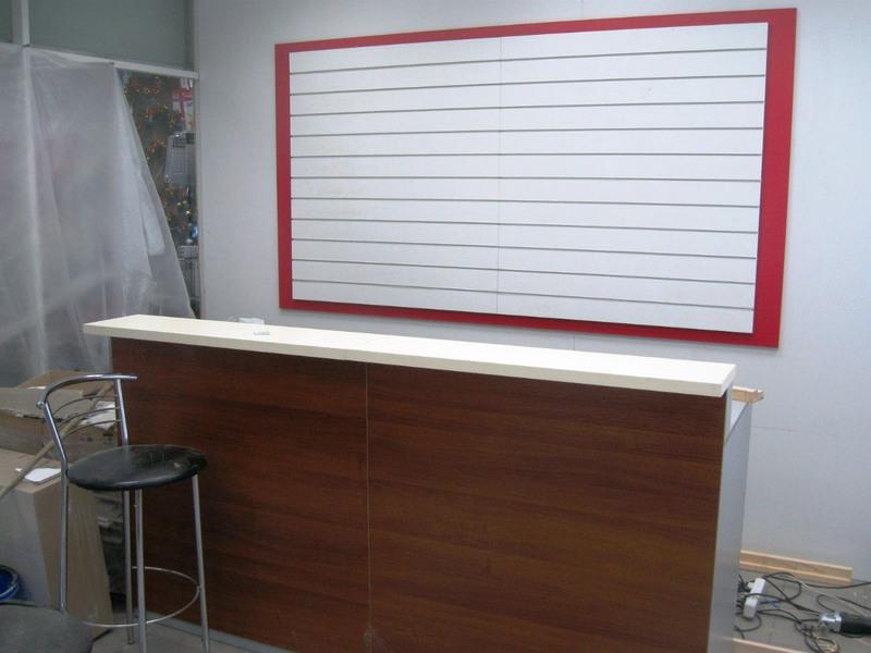 Магазин телефонов-Мебель для магазина «Модель 77»-фото3